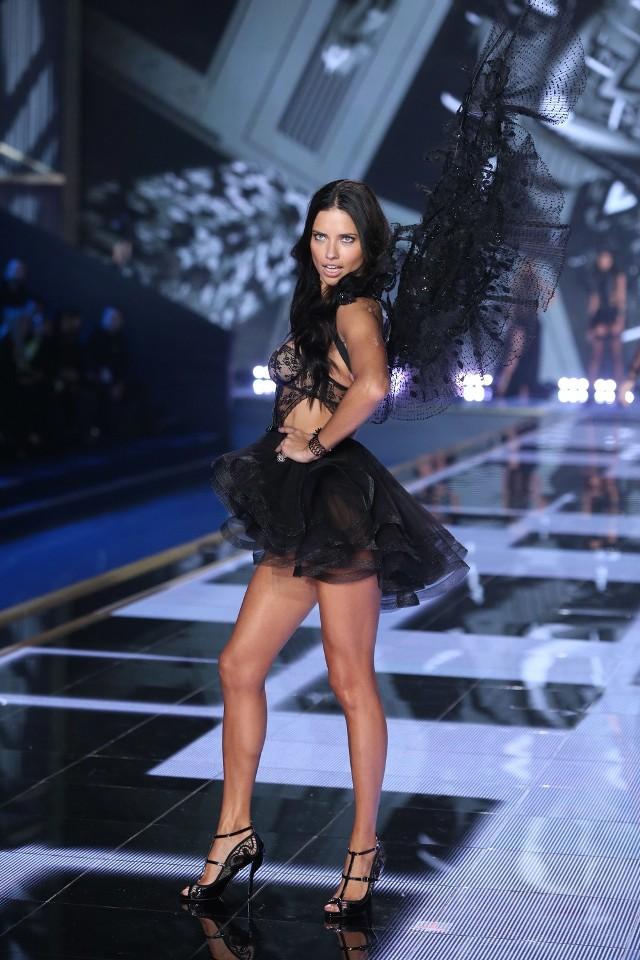 Adriana Lima zarobiła 9 mln dol
