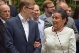 Alicja Chybicka przedstawiła swój komitet poparcia