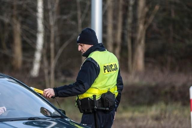 Policjanci w Zielonej Górze częściej niż przed rokiem łapią pijanych kierowców.