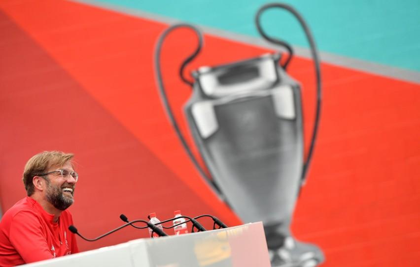 Juergen Klopp nie zamierza odchodzić z Liverpoolu.