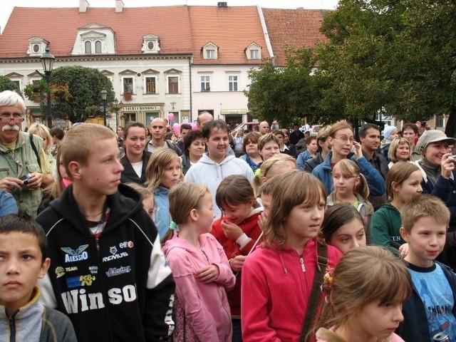 IX Spotkanie rodzinne Kluczborskie Kasztanki 2008. Zdjecia Ewy Zgadzaj-Martyniuk.