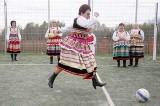 Piosenka starszych pań hymnem Polski na Euro2012