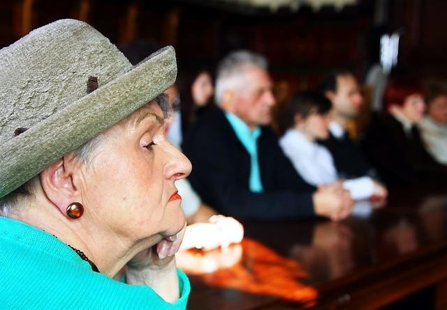 Elżbieta Lewandowska i jej koledzy z DDP z utęsknieniem czekają na nowy dom