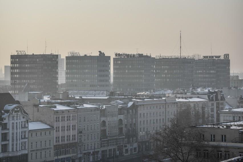 Smog w Poznaniu