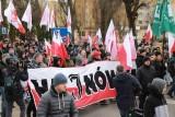 IV Hajnowski Marsz Pamięci Żołnierzy Wyklętych 2019 przeszedł ulicami miasta (zdjęcia)