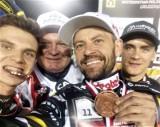 Żużlowcy Falubazu Zielona Góra zdobyli medal mistrzostw Polski. Piotr Protasiewicz po raz 17 na podium