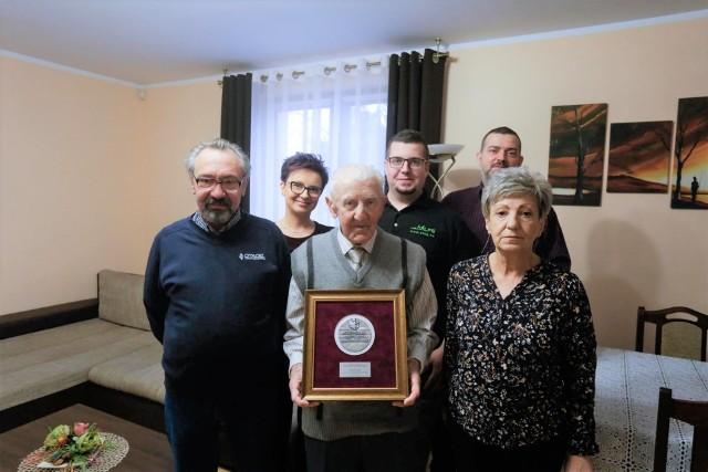 Do grona medalistów dołączyło w styczniu 2021 r. jedenastu kolejnych mieszkańców regionu, wśród nich Edmund Bałka z Szubina