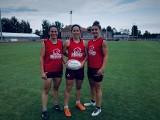 Rugby: Dziesiąte miejsce reprezentacji na pierwszym turnieju ME. Dobry występ poznanianek w kobiecej kadrze