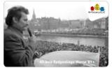 Lech Wałęsa i Wydarzenia Bydgoskiego Marca 1981 roku na Bydgoskiej Karcie Miejskiej