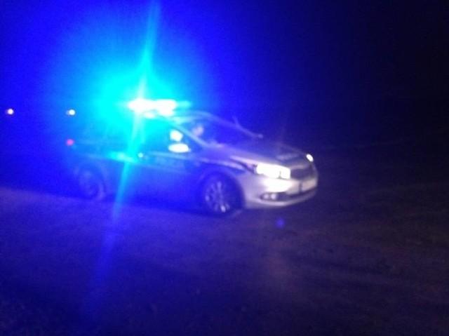 Wypadek w Mostkach