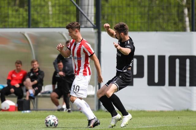 15.05.2021, Rączna, III liga piłkarska: Cracovia II - Stal Kraśnik