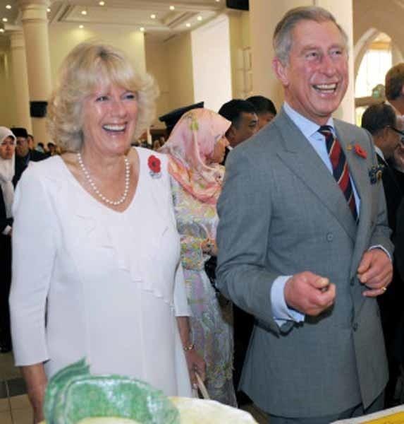 Księżna Kornwalii i książę Walii. Książęca para będzie w Polsce z oficjalną wizytą.