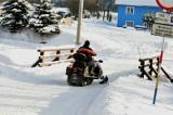 Andrychów. Podszywają się pod ratowników GOPR i szaleją skuterami po szlakach turystycznych w Beskidach