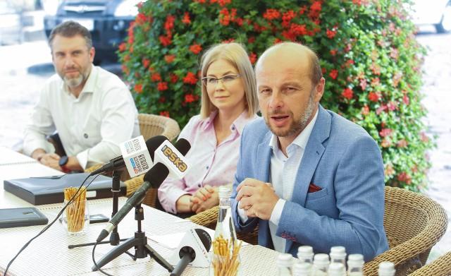 Konrad Fijołek podsumował pierwszy miesiąc swojej prezydentury [CZYTAJ WIĘCEJ].