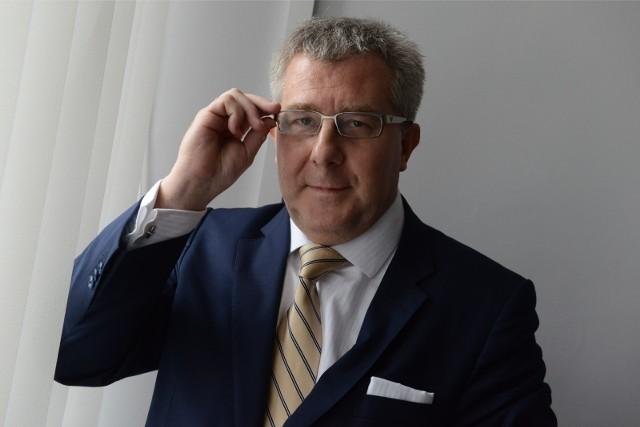Ryszard Czarnecki został wybrany na posła Parlamentu Europejskiego, startując z Wielkopolski.