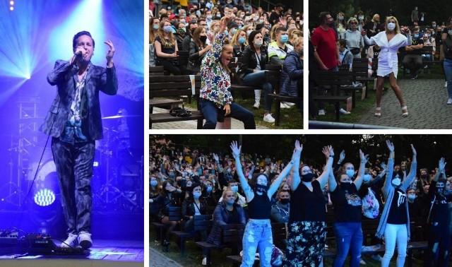 Krzysztof Zalewski dał genialny koncert, a mieszkańcy Inowrocławia i ich goście bawili się wspaniale
