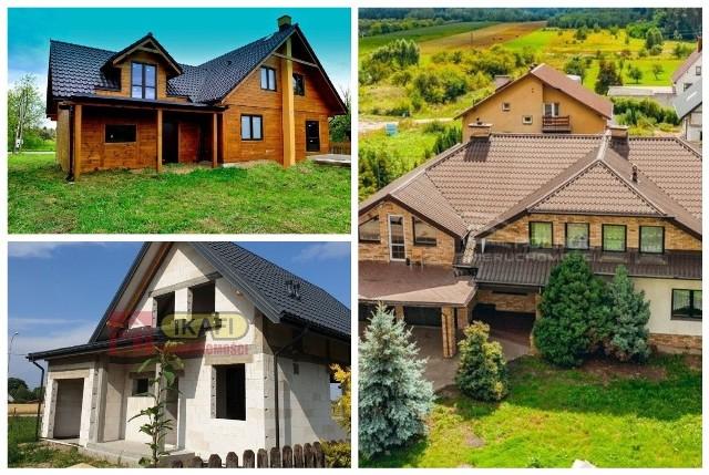 Masz ochotę przeprowadzić się za miasto? Przygotowaliśmy zestawienie TOP 16 najnowszych domów na sprzedaż w województwie podlaskim. Można kupić dom bardzo luksusowy, ale i trochę skromniejszy.