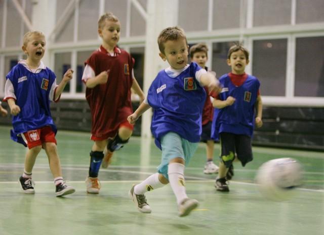 Chłopcy mogą spełnić marzenia i zostać piłkarzami Lecha