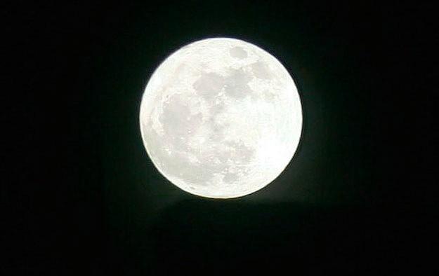 Pełnię Zimnego Księżyca będziemy obserwować pod koniec grudnia.