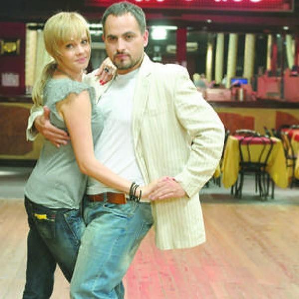 Weronika Pazura i Augustin Egurrola  tańczą tango w Argentynie