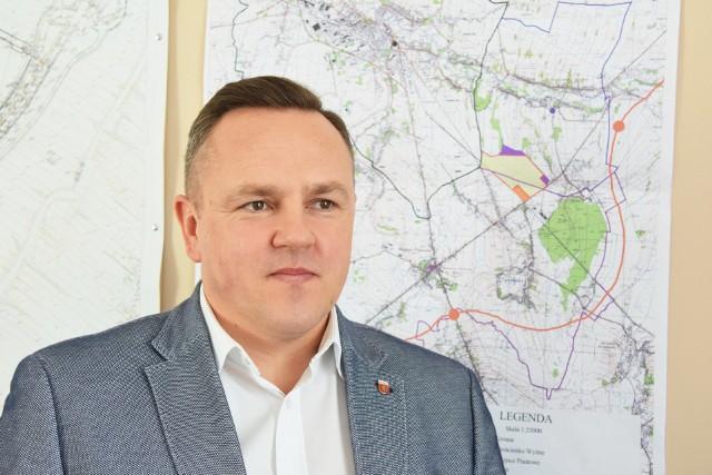 - W marcu złożymy ponowny wniosek w sprawie zmiany granic – mówi Tomasz Soliński wiceprezydent Krosna
