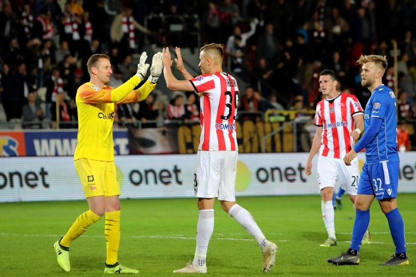 Cracovia pokonała Lecha 1:0