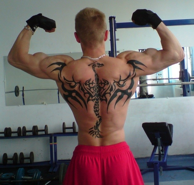 Konkurs Na Tatuaż Lata Zobacz Kolejne Fajne Dziary Zdjęcia