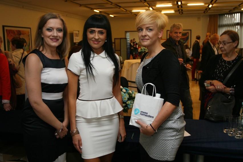 Pracownice firmy Invex Remedies - Anna Parkita, Anna Toba i Ilona Wawrzeńczyk same są najlepszą reklamą innowacyjnych kosmetyków Invex Remedies .