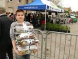 Akcja w Stalowej Woli: Przynieś makulaturę, dostaniesz sadzonki drzew i krzewów
