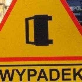 Droga jest zablokowana, lepiej korzystać z objazdów.
