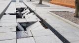 Kołobrzeska fontanna znowu uszkodzona. Trwa wycena zniszczeń. Sprawca się przyznał