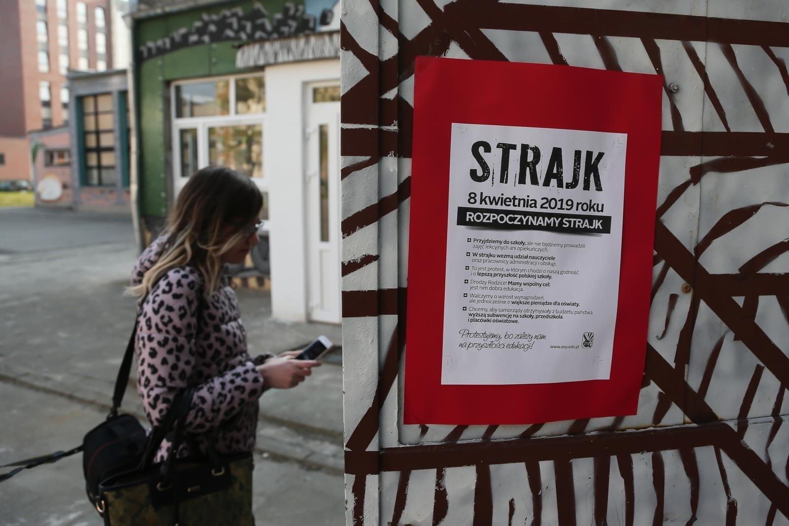 Strajk Nauczycieli 2019. Czy Rok Szkolny Może Zostać