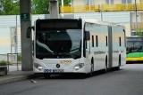 MPK Poznań: Hybrydowy autobus Mercedesa już po testach. Jak go ocenili kierowcy?
