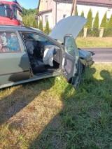 Wypadek na trasie Koszalin - Tychowo. Jedna osoba trafiła do szpitala ZDJĘCIA