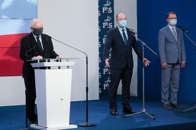 Prawo i Sprawiedliwość odzyskało większość w Sejmie. Jarosław Kaczyński: Poseł Arkadiusz Czartoryski wraca do klubu PiS