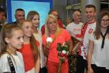 Medaliści olimpijscy na Ławicy: To było królewskie powitanie! [ZDJĘCIA]