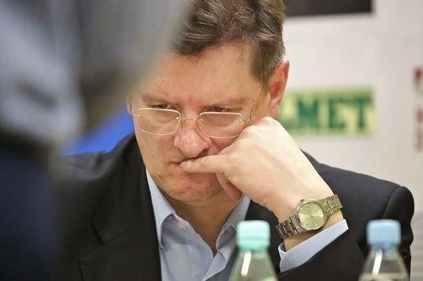 Aleksander Krutikow - trener Sportino.