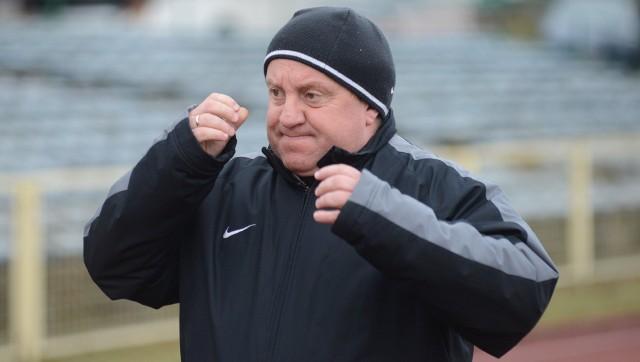 Tadeusz Makowski z Piastem Czerwieńsk wywalczył awans do IV ligi
