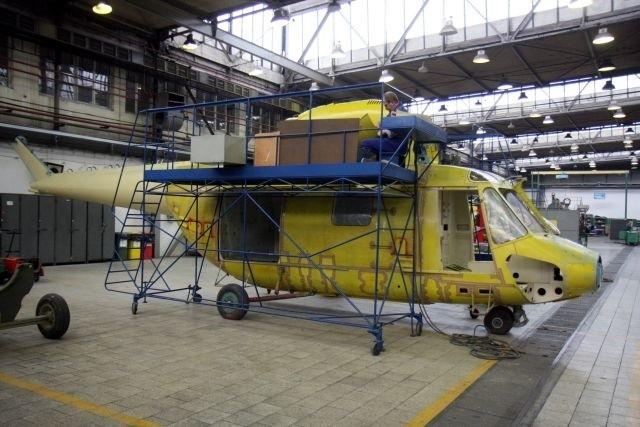 PZL-Świdnik od 2010 roku należy do AgustyWestland