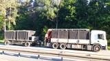 Wniosek o ukaranie mandatem w wysokości 15 tys. zł za przeładowaną ciężarówkę! WITD kontroluje na drogach Pomorza i Kujaw [zdjęcia]