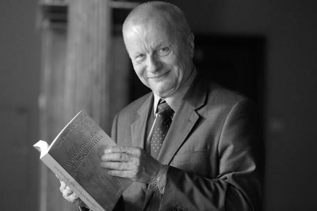 Jacek Starościak (1947-2021)
