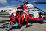 Akcja ratownicza na Bałtyku. Szyper dostał udaru mózgu [ZDJĘCIA]