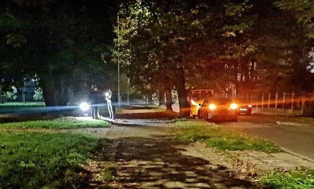 W parku przy ulicy Staszica w Strzelinie znaleziono fragmenty ludzkiej czaszki.