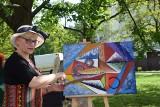 ArtFestiwal 2019. Wielkie i radosne malowanie przy Bramie Wałowej