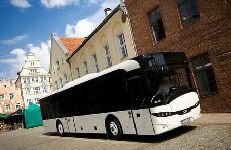 Solaris InterUrbino to jedna z tegoroczny premier na kieleckich targach. Zobaczymy go na stoisku firmy Solaris Bus&Coach o godzinie 11.00. fot. Solaris