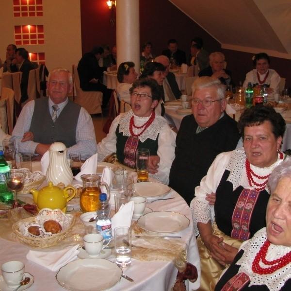 Swaczyna to śląski podwieczorek organizowany w gminie Gogolin.