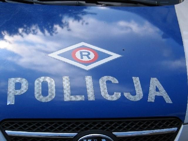 W nocy w Adamówce policjanci zatrzymali pijanego 18-latka kierującego skuterem.