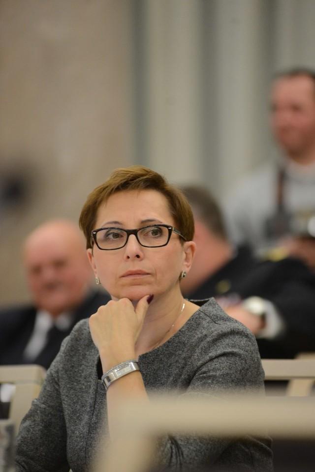 Krystyna Sibińska jest posłem od pięciu lat