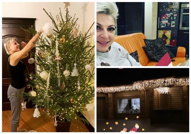 Popularna gwiazda disco polo z Podlasia już przystroiła swój dom na święta Bożego Narodzenia. Zdjęciami pochwaliła się w mediach społecznościowych. Zobaczcie, jak mieszka Magda Narożna.