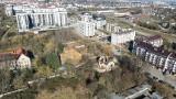 Nie będzie 55-metrowego wieżowca na ul. Wszystkich Świętych w Szczecinie. Najpierw będzie plan zagospodarowania przestrzennego